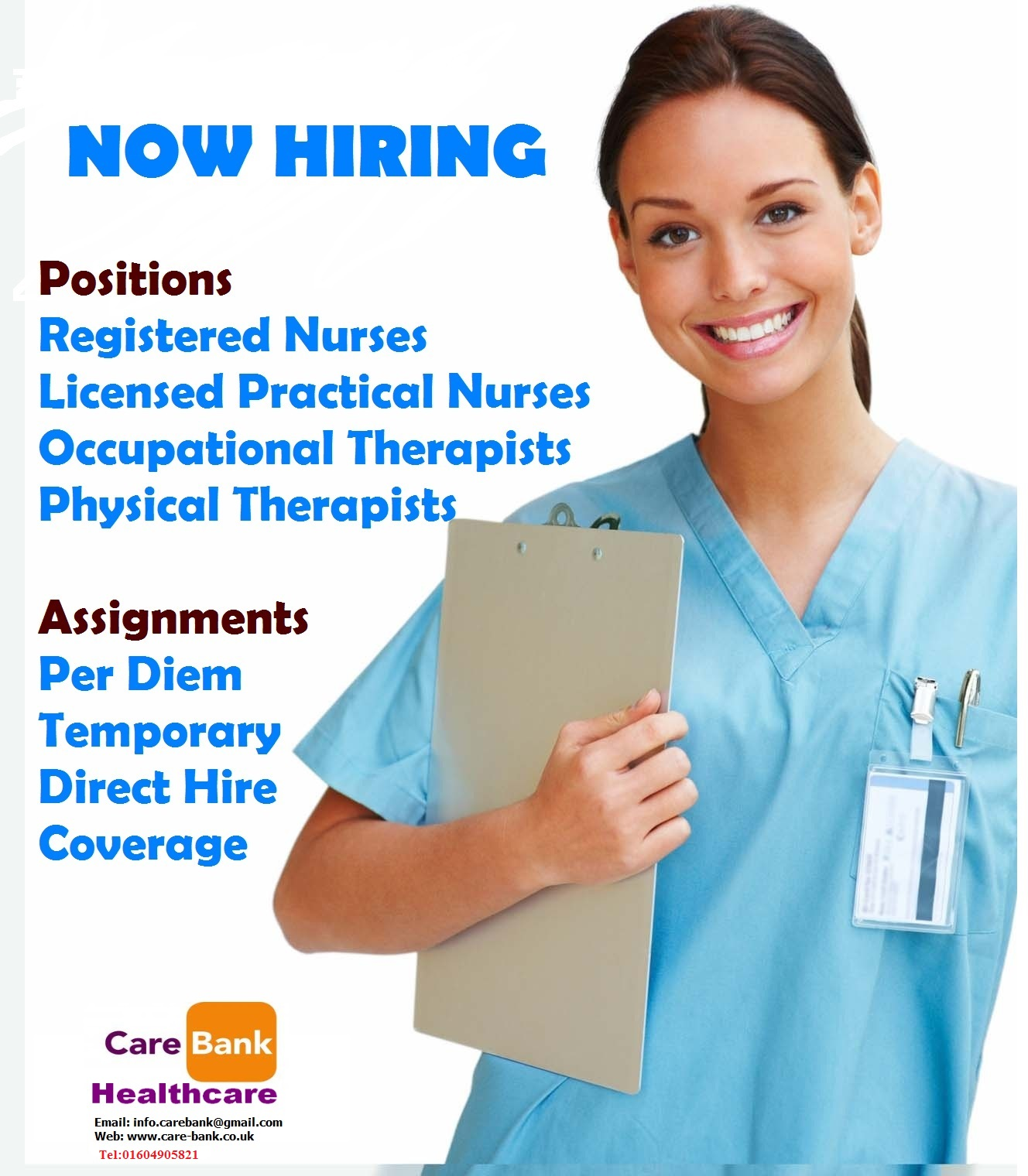 how to become a bank healthcare assistant
